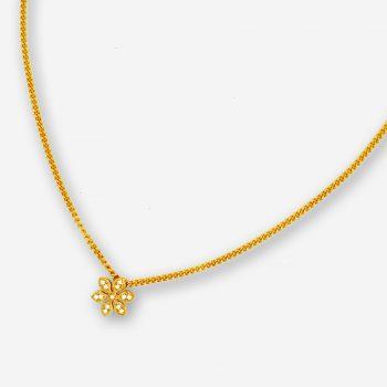 Stardust Necklace Sun