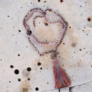Divine Flower Element Earth Necklace