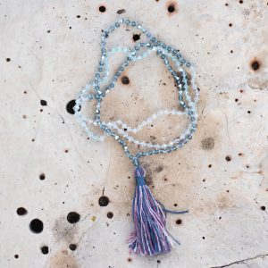 Divine Flower Element Water Necklace