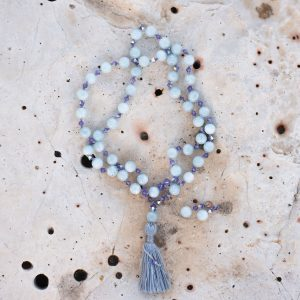 Divine Flower Mala Aquarius