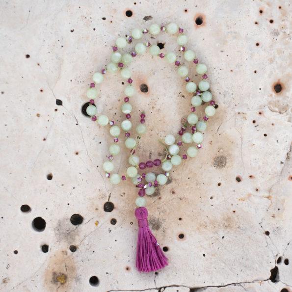 Divine Flower Mala Libra / Waage