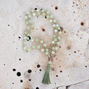 Divine Flower Mala Virgo