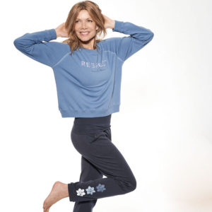 Divine Ocean Sweatshirt Carla
